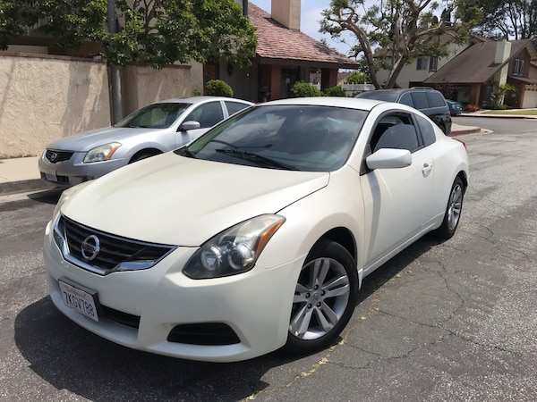 77 The 2013 Nissan Altima Coupe Ratings