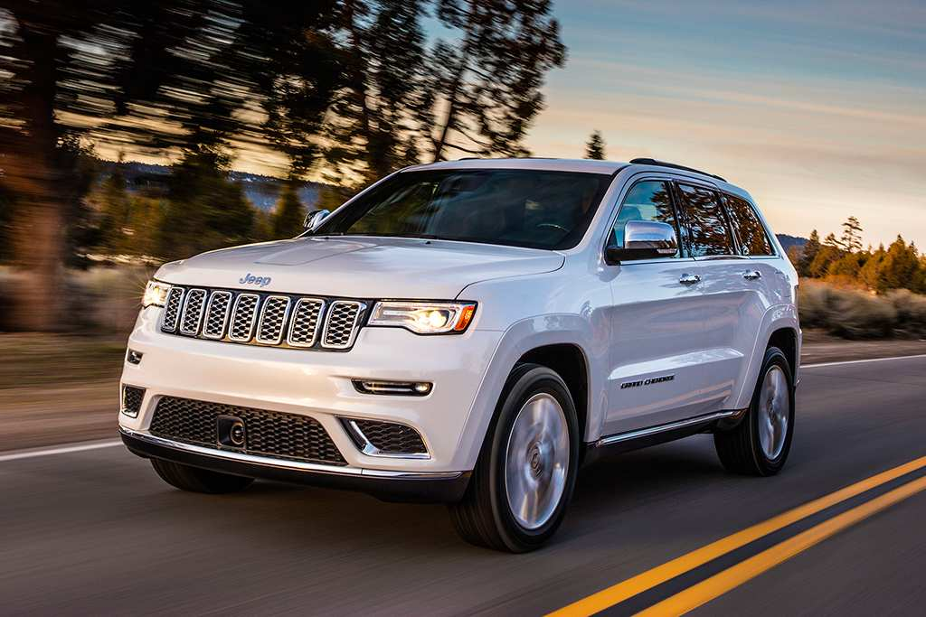 77 The Best New Jeep Lineup For 2019 New Review Redesign And Concept