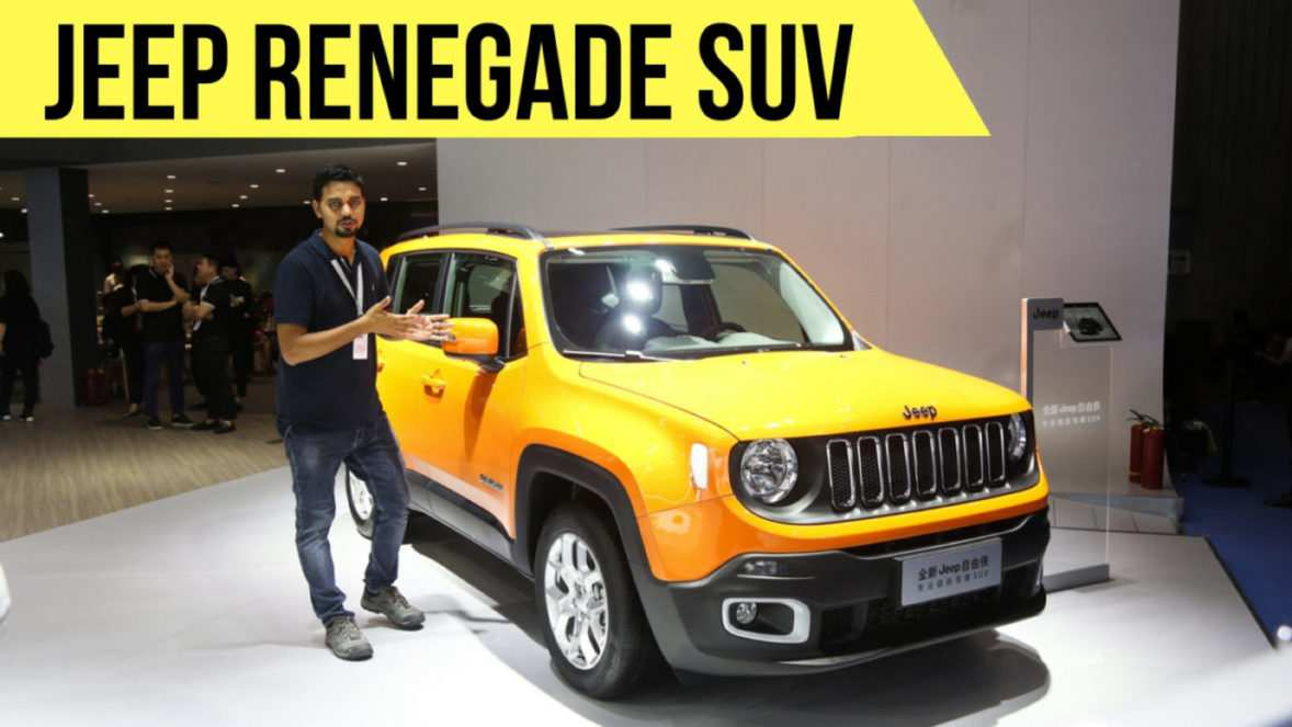 77 The The Jeep Renegade 2019 India New Review Research New