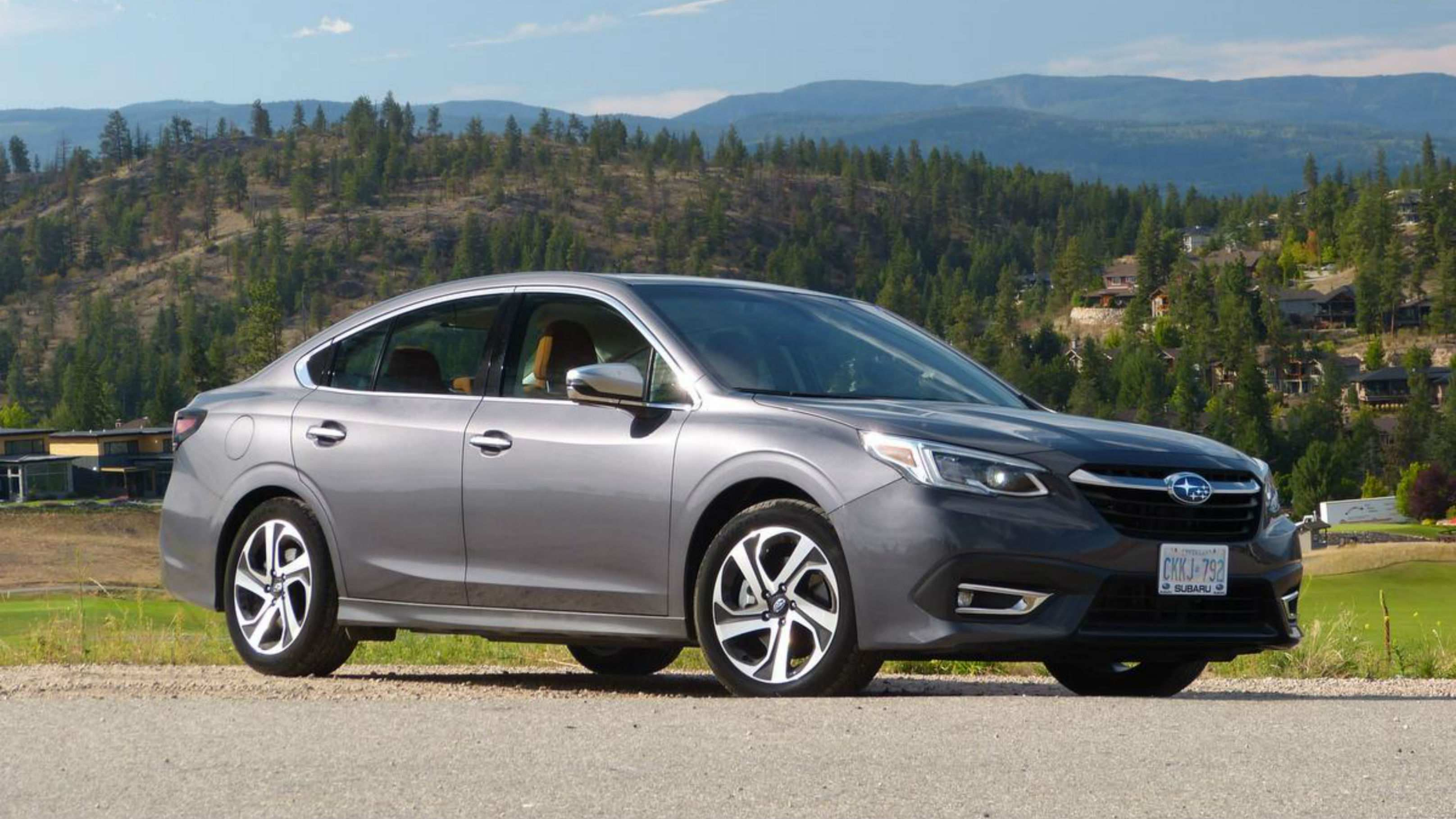 77 The The Subaru Legacy Gt 2019 Performance Review