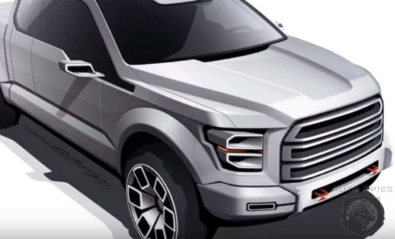 78 A 2020 Ford F150 Concept History