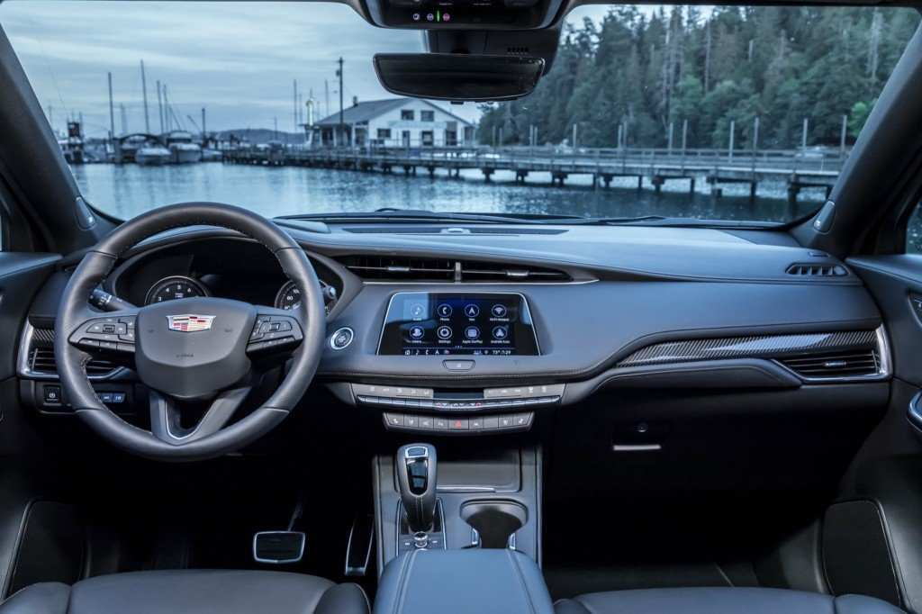 78 A Cadillac 2019 Launches Engine Redesign And Review