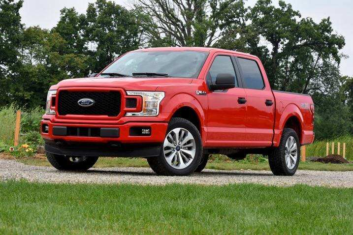 78 All New 2019 Ford F 150 Redesign