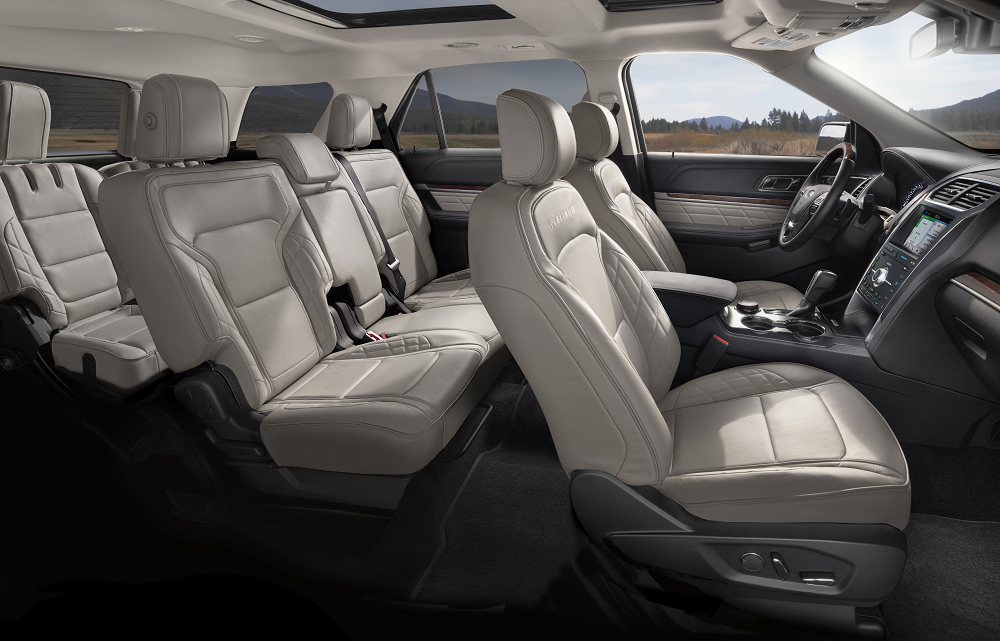 78 Best 2020 Ford Explorer Interior Review And Release Date