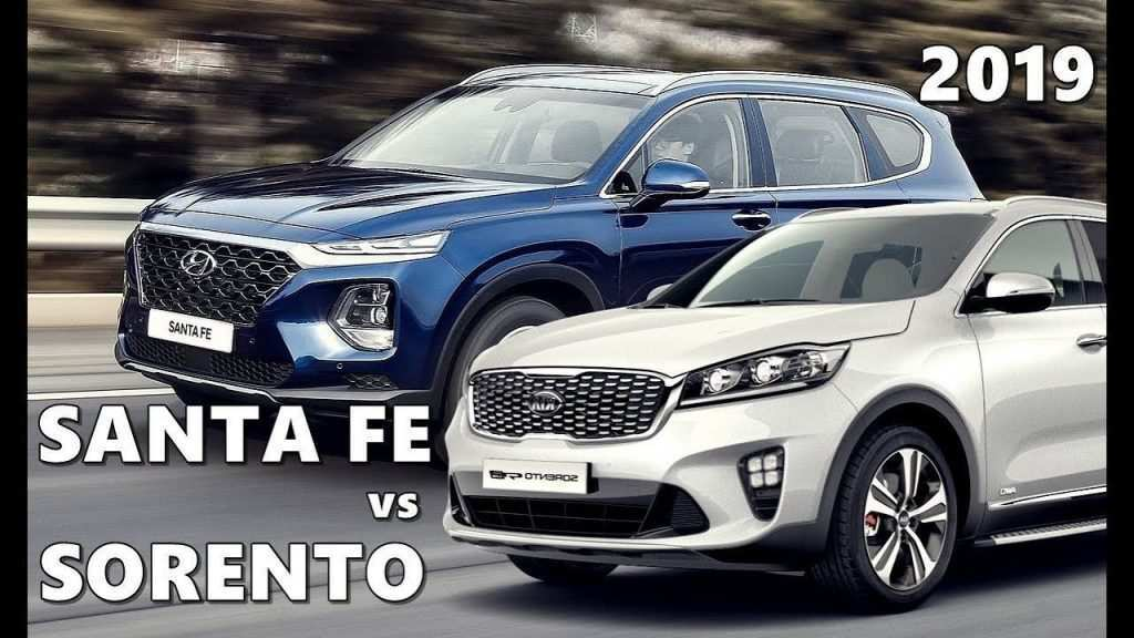 78 New The Santa Fe Kia 2019 Rumors Model