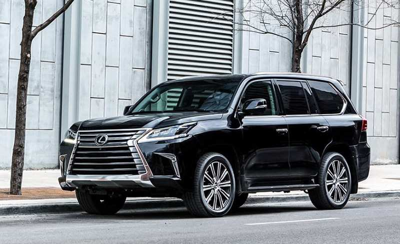 78 The Best Lexus Lx 570 Year 2020 Research New