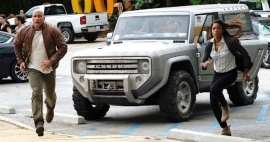 78 The Dwayne Johnson Ford Bronco 2020 Rumors