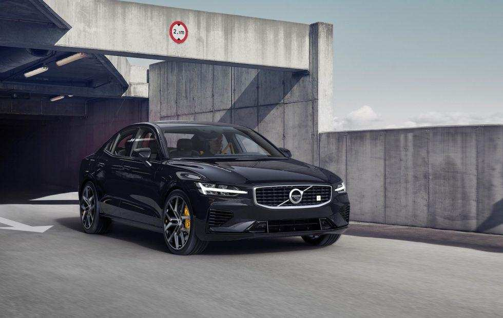 78 The Volvo S60 Polestar 2019 Images