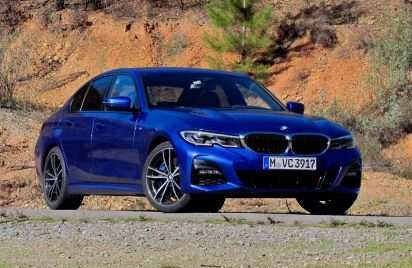 79 All New 2019 Bmw 3 Series 2 New Model And Performance