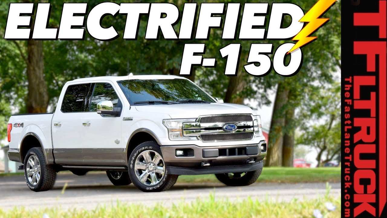 79 The Best 2020 Ford F 150 Engine Specs Redesign