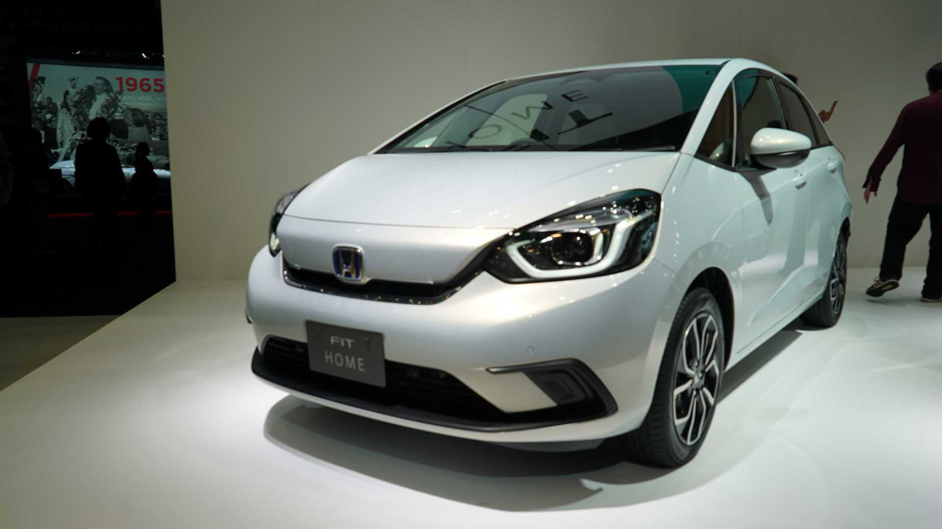 80 A Honda Fit 2020 Picture
