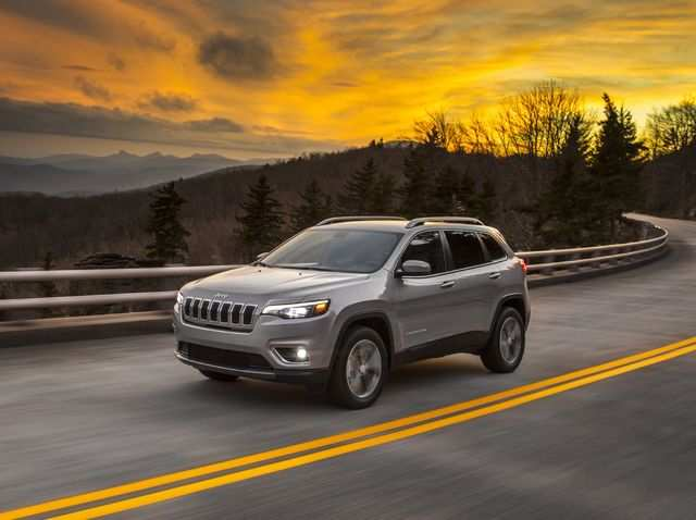 80 A Jeep Cherokee Limited 2020 Pictures