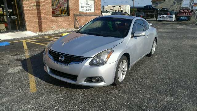 80 All New 2010 Nissan Altima Coupe First Drive