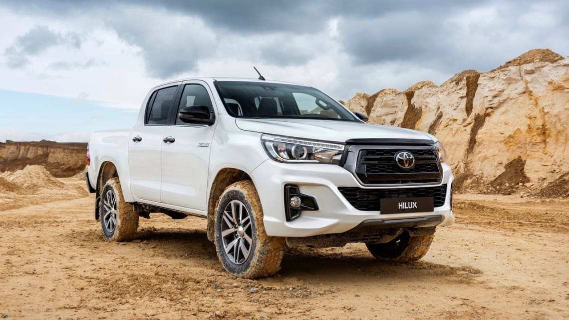 80 The Best Toyota Diesel Pickup 2020 Pictures