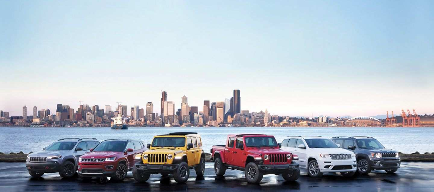 80 The Jeep 2020 Lineup Price And Release Date