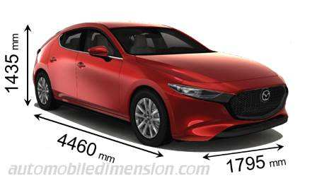 81 All New 2020 Mazda 3 Length Exterior And Interior