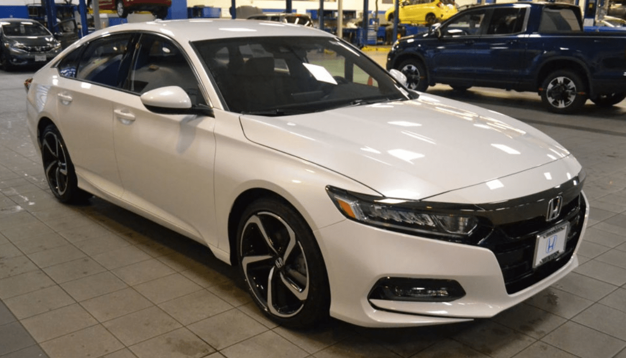 81 All New Honda Accord 2020 Redesign Prices