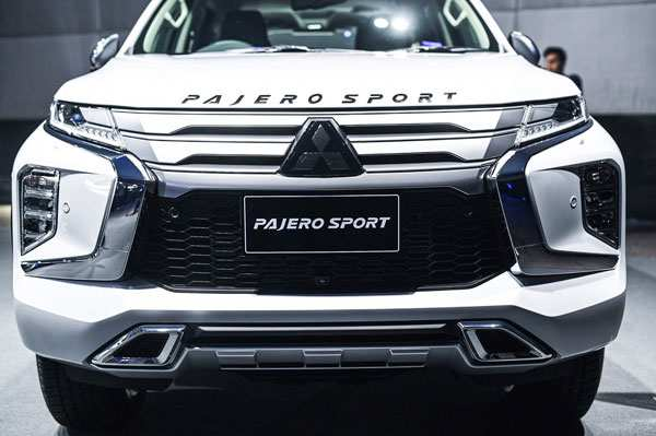 81 Best Mitsubishi New Pajero 2020 Pictures
