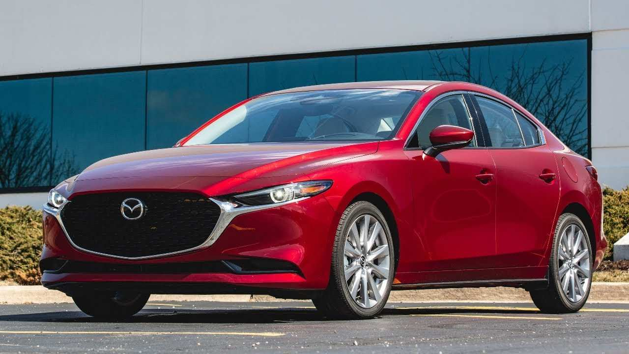 81 New 2020 Mazda 3 Length Redesign And Concept