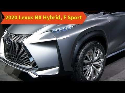 81 New Lexus Nx 2020 Redesign Picture