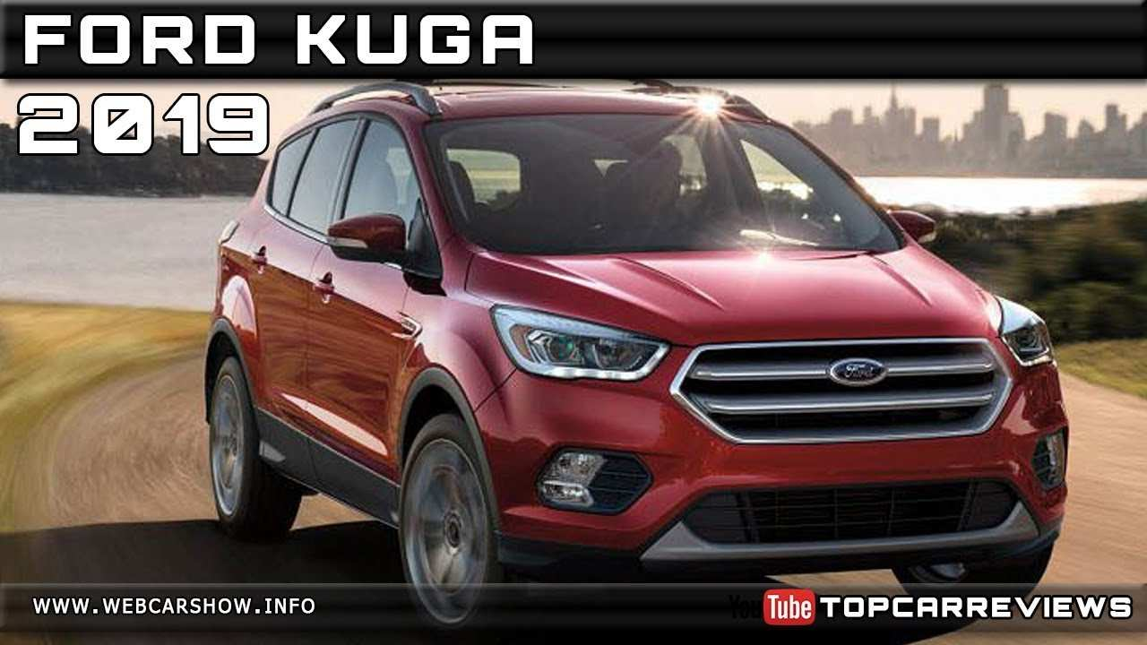 81 The Best Ford Kuga 2019 Review And Release Date Research New