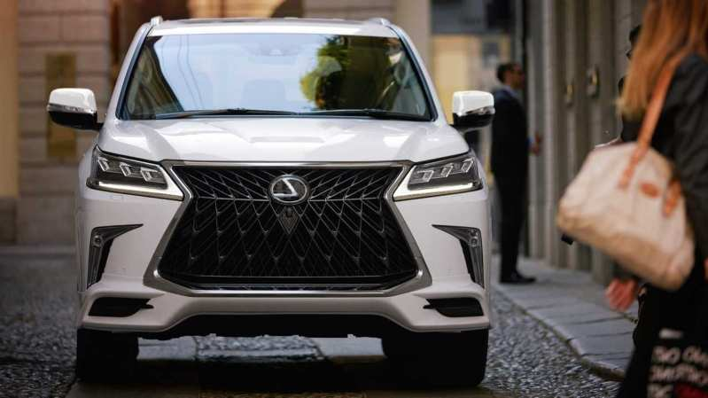 81 The Best Lexus Lx 570 Year 2020 First Drive