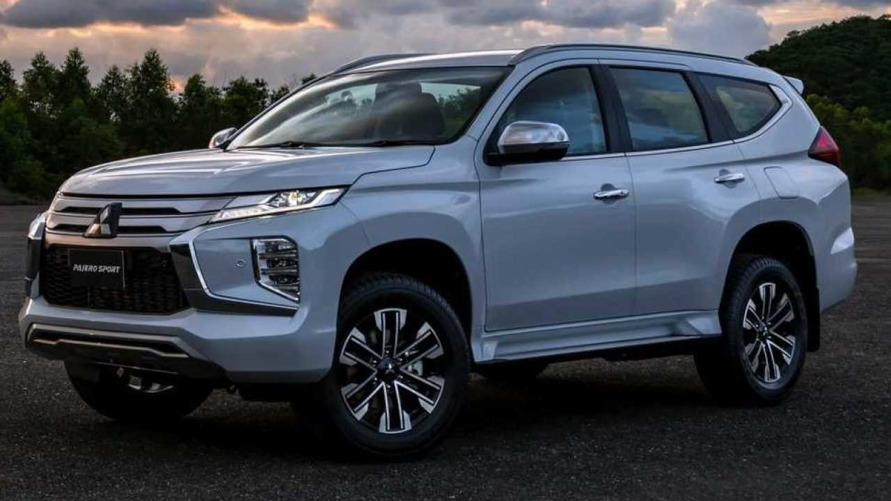 81 The Best Mitsubishi Shogun Sport 2020 Price Design And Review