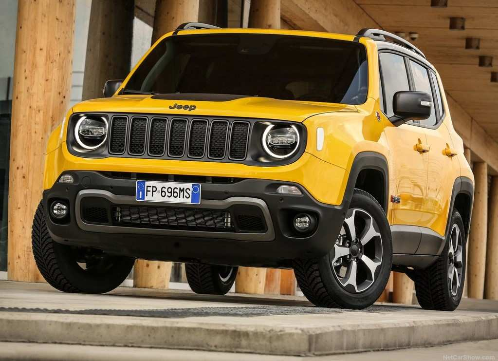 81 The Best The Jeep Renegade 2019 India New Review Model
