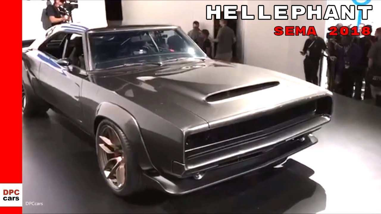 81 The Dodge Supercharger 2020 Rumors