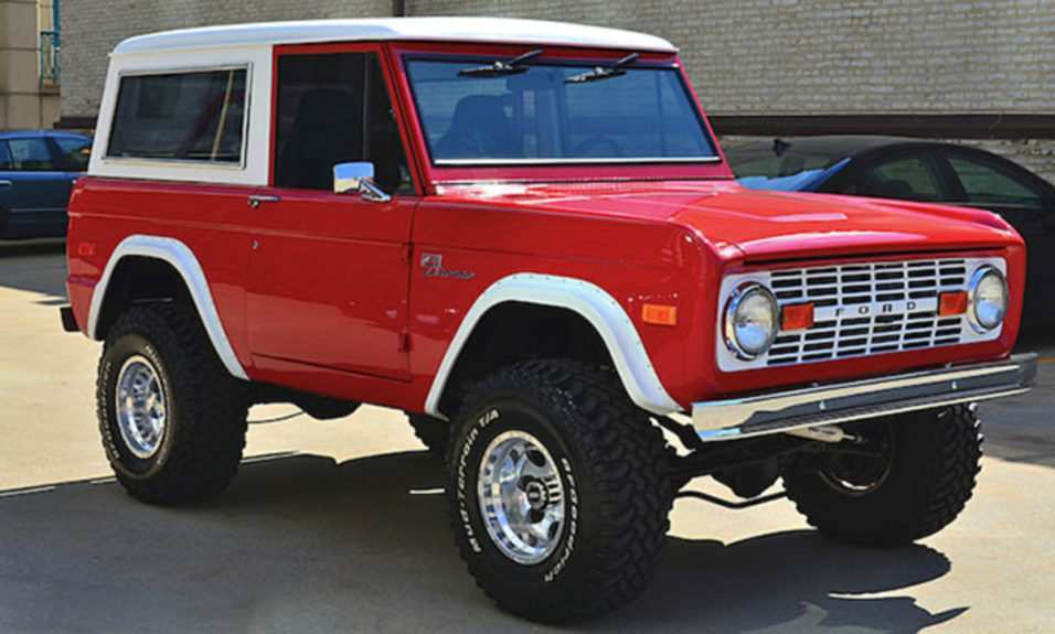 81 The Dwayne Johnson Ford Bronco 2020 Review