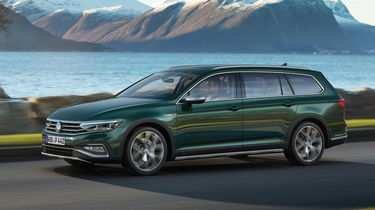 81 The Volkswagen New Passat 2020 Release Date And Concept