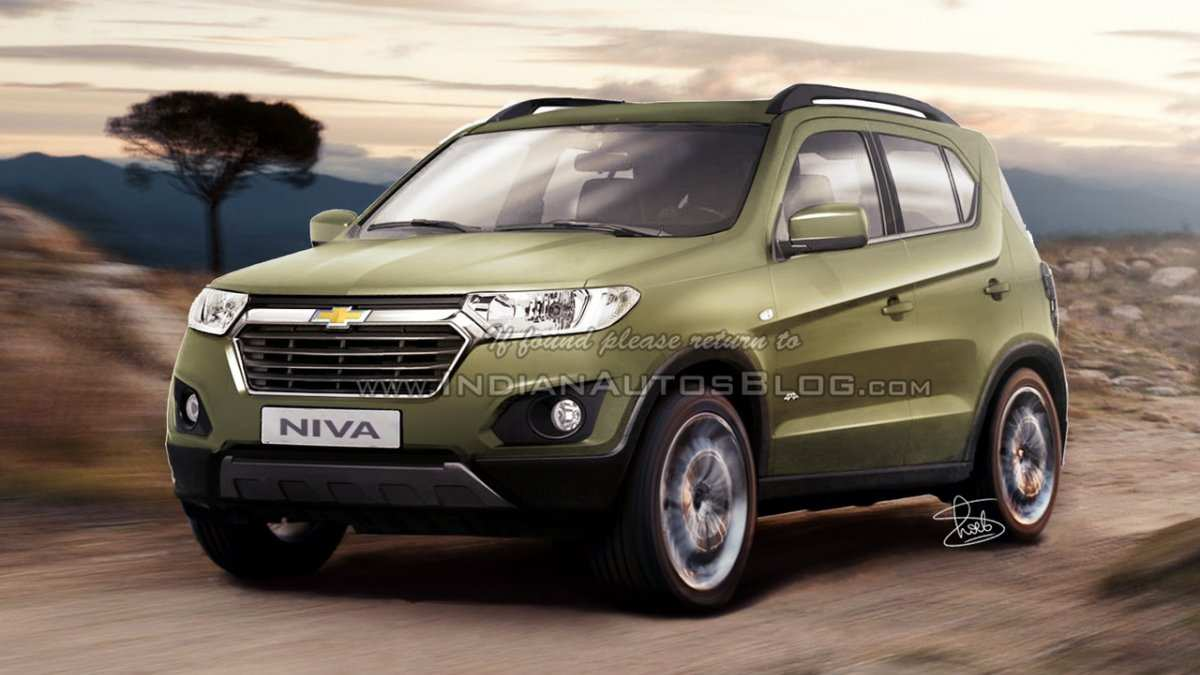 82 A Chevrolet Niva 2020 Release Date