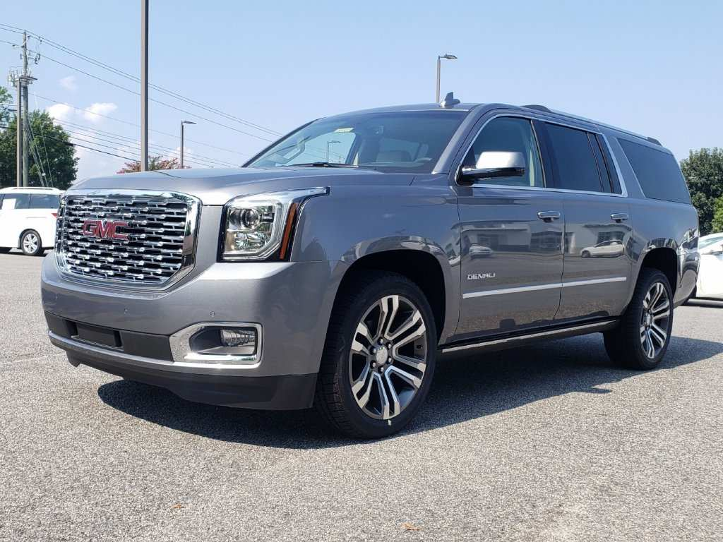 82 All New 2020 Gmc Yukon Xl Pictures Engine