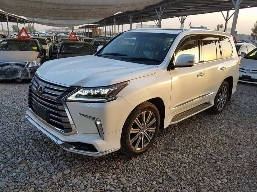 82 All New Lexus Lx 570 Year 2020 Overview