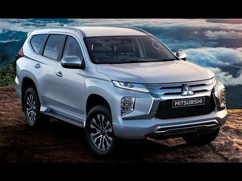 82 All New Mitsubishi New Pajero 2020 Review