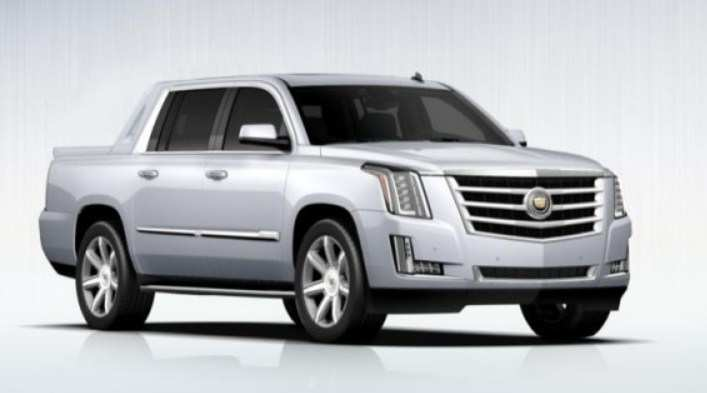 82 The 2020 Cadillac Pickup New Concept