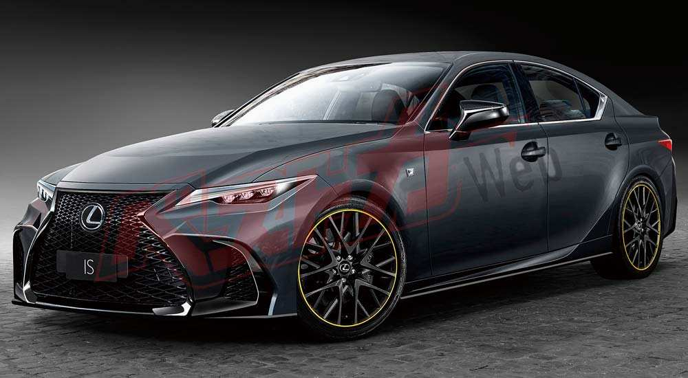 82 The Best Lexus Is 2020 New Concept