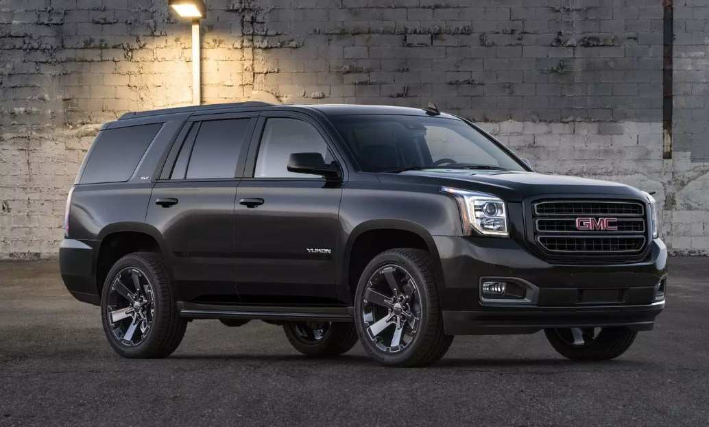 82 The The Gmc Yukon Diesel 2019 Redesign Release