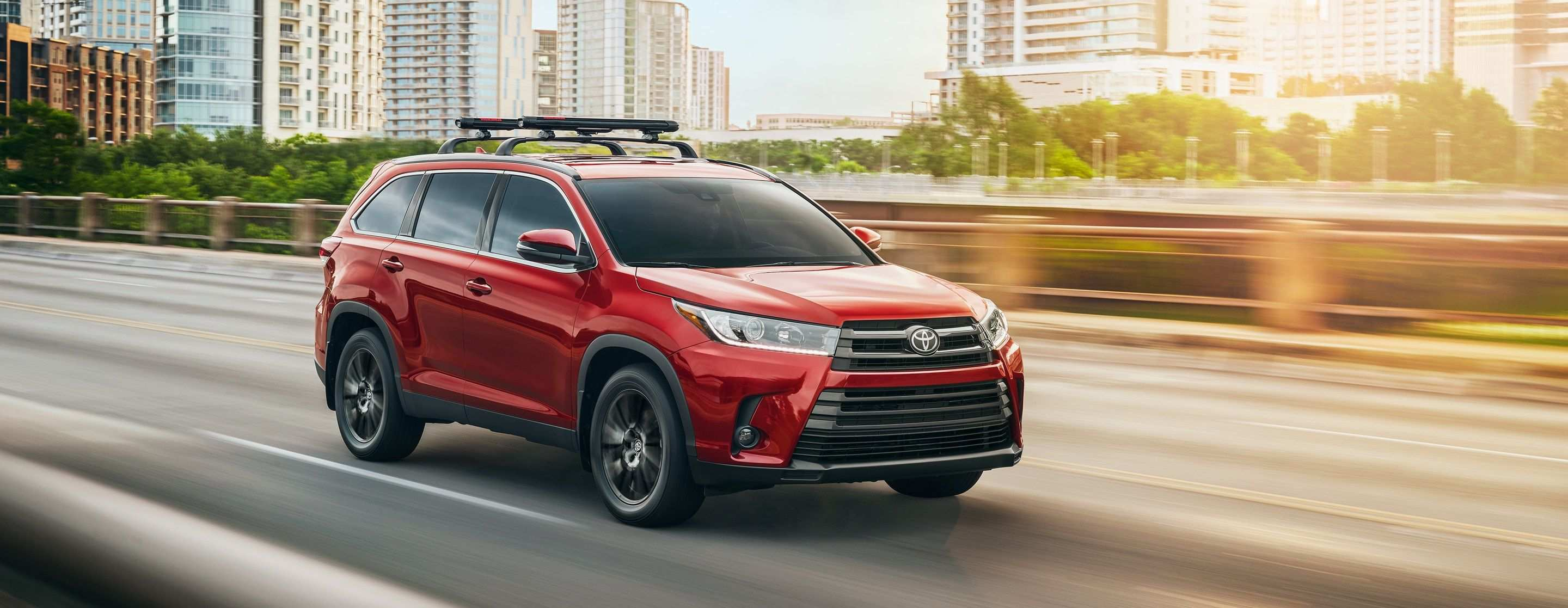 83 A The Toyota Highlander 2019 Redesign Concept Speed Test