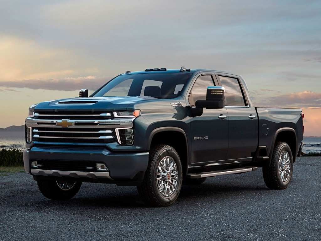 83 All New 2020 Chevrolet Build And Price Exterior