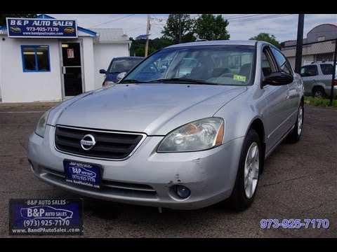 83 The 2003 Nissan Altima 2 5 Picture