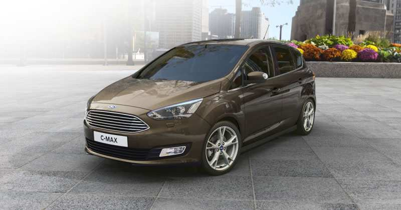83 The 2019 Ford C Max New Review