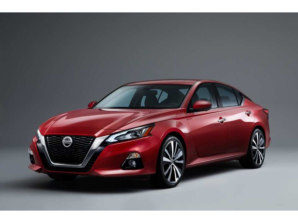 83 The Best 2018 Nissan Altima Reviews Wallpaper