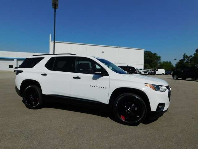 83 The Chevrolet Traverse 2020 Images