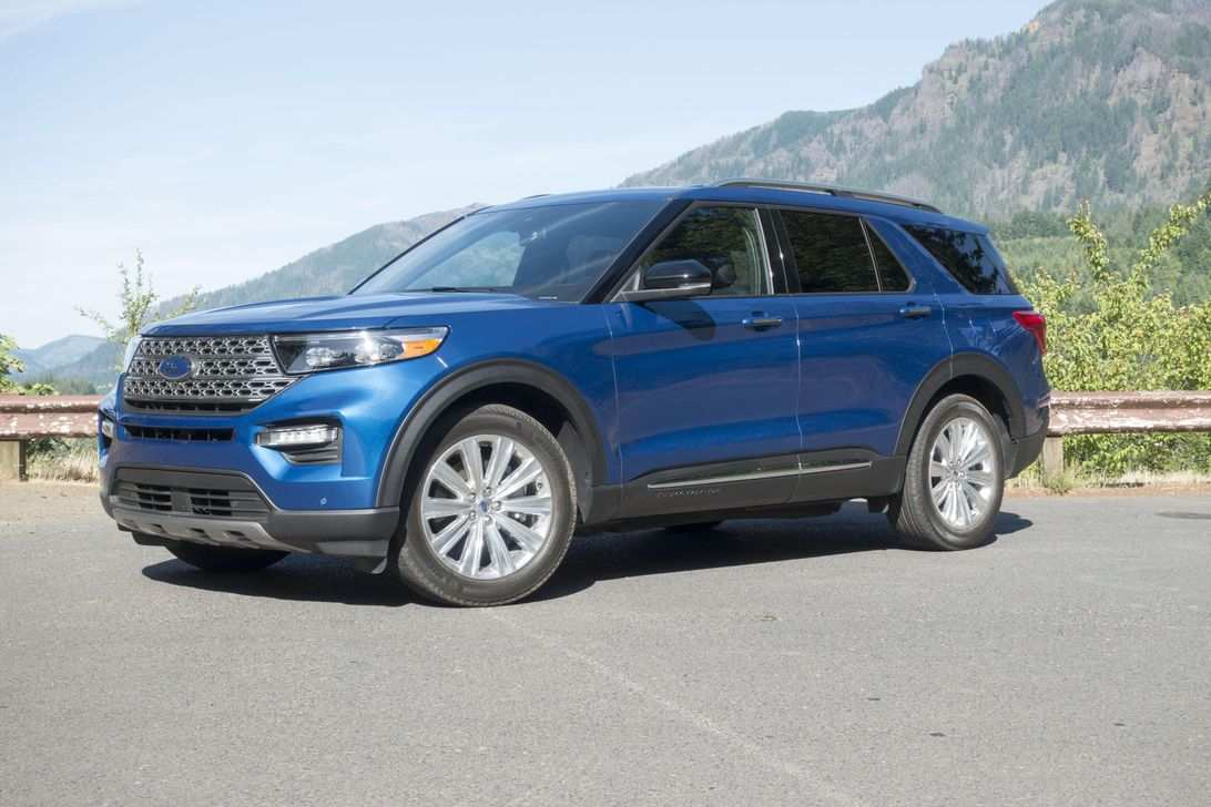 84 All New 2020 Ford Explorer Hybrid Mpg Pictures