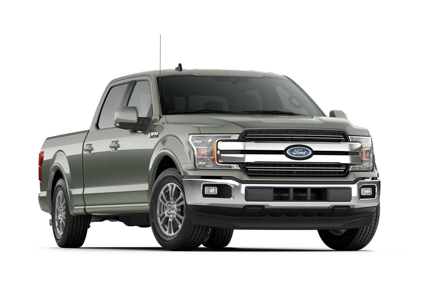84 All New 2020 Ford F 150 Trucks New Model And Performance