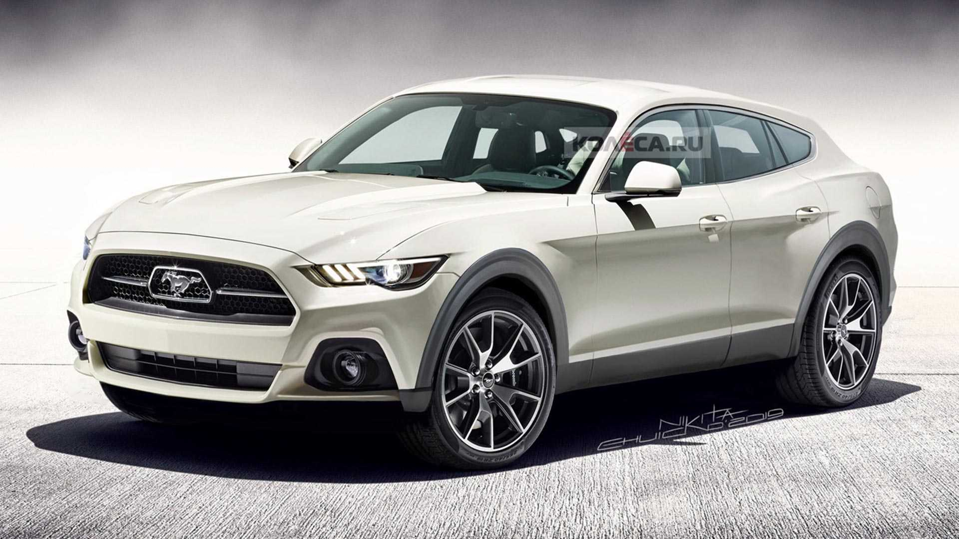 84 All New Ford Mustang Suv 2020 Price Design And Review