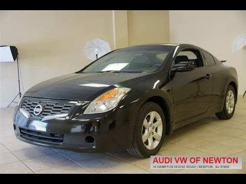 84 All New Nissan Altima Coupe 2008 Overview