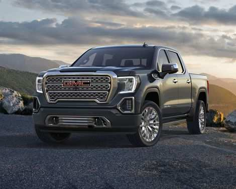 84 Best 2020 Gmc Sierra Mpg Release