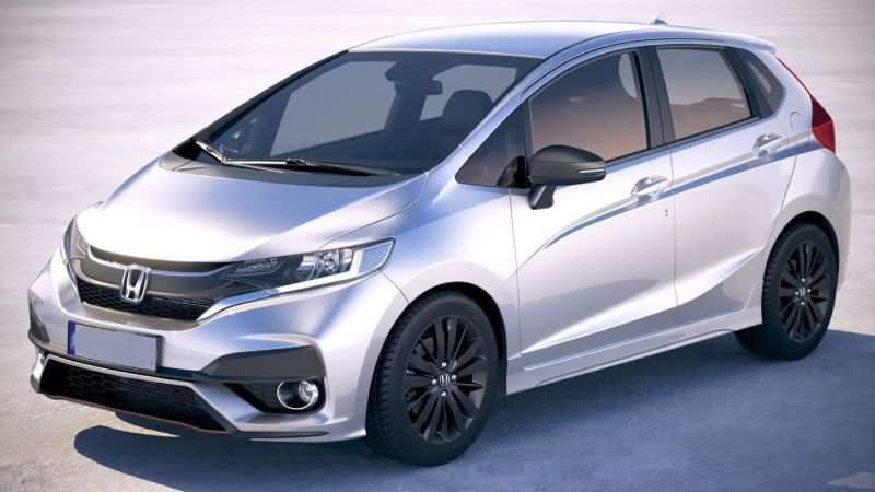 84 Best Honda Jazz 2020 Concept Spy Shoot